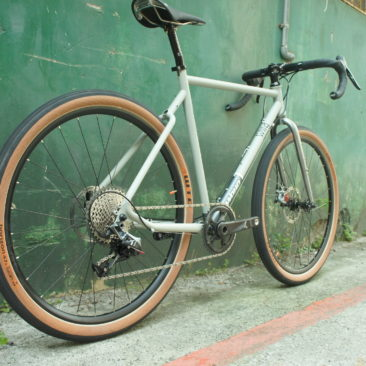 WOHO Gravel bike 650x47c
