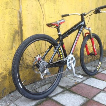 [Blog] 重現1999 Specialized P.3第一代