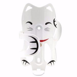美國PDW鋁製招財貓側拉水壺架 – 白
