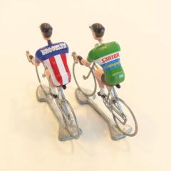 比利時自行車手金屬模型Brooklyn/Sanson